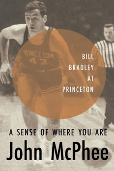 A Sense of Where You Are book cover