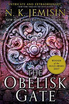 The Obelisk Gate book cover