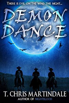 Demon Dance book cover