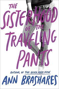Sisterhood of the Traveling Pants book cover