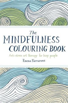 Mindfulness Colouring Book book cover