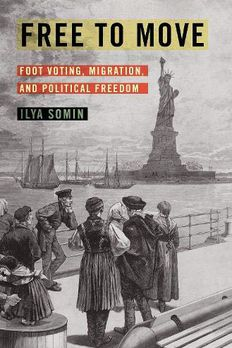 Free to Move book cover