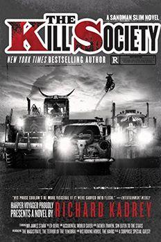 The Kill Society book cover
