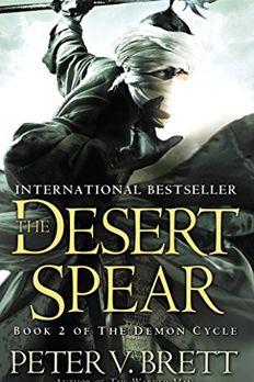 The Desert Spear book cover