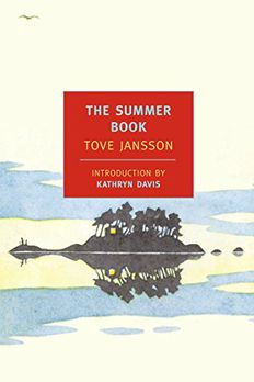The Summer Book book cover