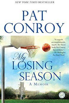 My Losing Season book cover