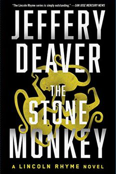 The Stone Monkey book cover