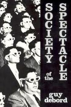 Society of the Spectacle Publisher book cover
