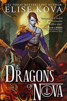 The Dragons of Nova book cover