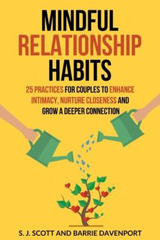 Mindful Relationship Habits book cover