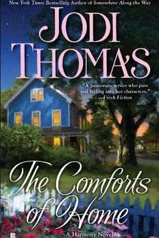 The Comforts of Home book cover