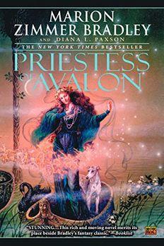Priestess of Avalon book cover