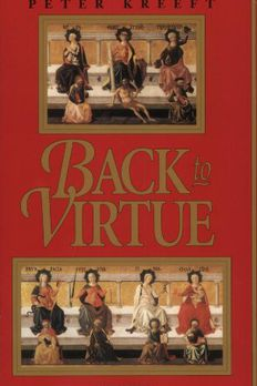 Back to Virtue book cover