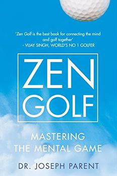 Zen Golf book cover