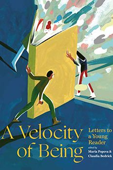A Velocity of Being book cover