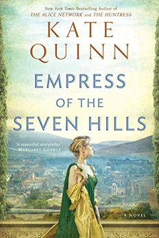 Empress of the Seven Hills book cover