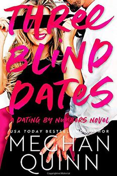 Three Blind Dates book cover