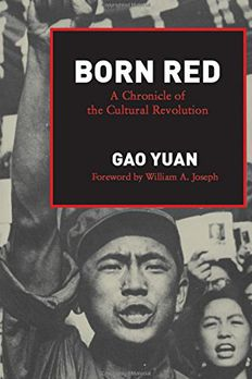 Born Red book cover