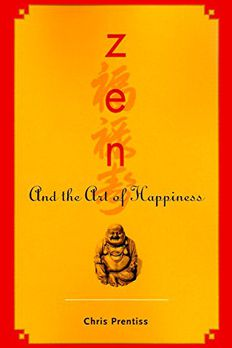 Zen and the Art of Happiness book cover