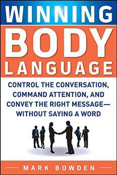 Winning Body Language book cover