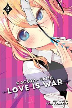 Kaguya-sama book cover