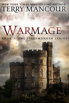 Warmage book cover