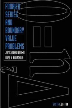 Fourier Series and Boundary Value Problems book cover