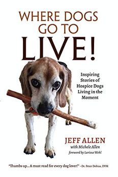 Where Dogs Go To LIVE! book cover