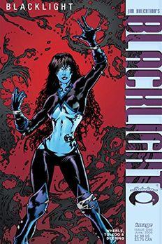 Blacklight #1 book cover
