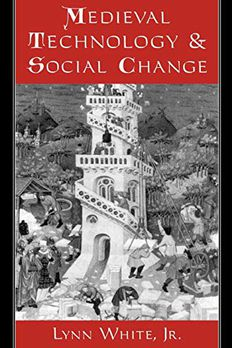 Medieval Technology and Social Change book cover