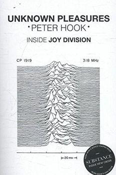 Unknown Pleasures book cover