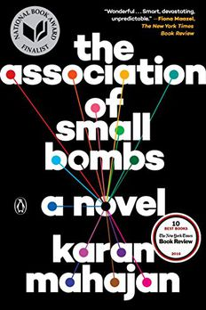 The Association of Small Bombs book cover