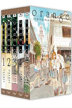 Orange Box Set #1-5 (Coffret Série Complète) book cover