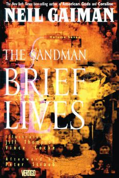 Brief Lives book cover