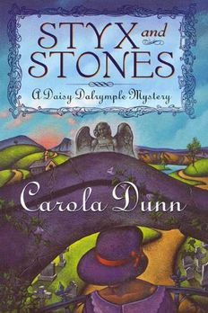 Styx and Stones book cover