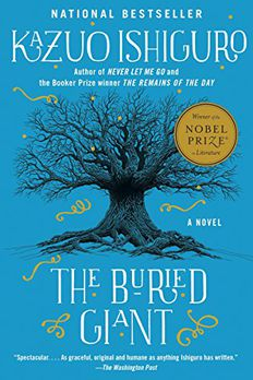 The Buried Giant book cover