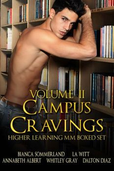 Campus Cravings Volume II book cover