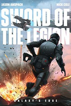 Sword of the Legion book cover