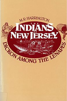 The Indians of New Jersey book cover