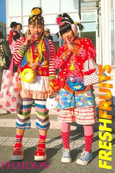 Fresh Fruits book cover