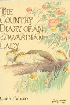 The Country Diary of an Edwardian Lady book cover