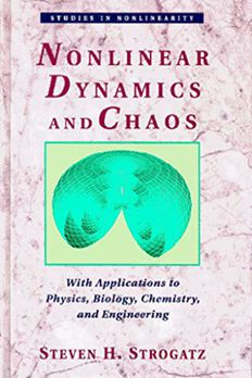 Nonlinear Dynamics And Chaos book cover