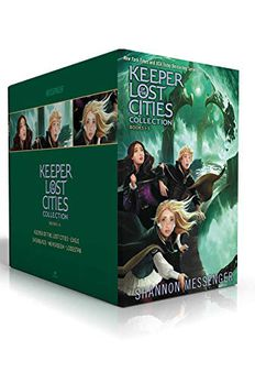 Keeper of the Lost Cities Collection Books 1-5 book cover