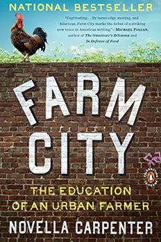 Farm City book cover