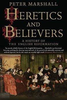 Heretics and Believers book cover