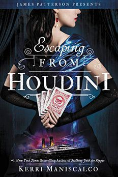 Escaping from Houdini book cover