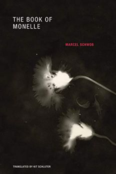 The Book of Monelle book cover
