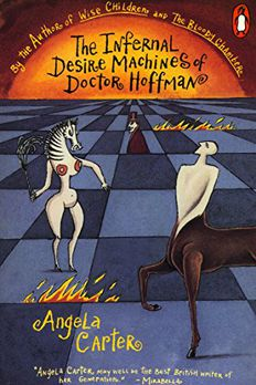 The Infernal Desire Machines of Doctor Hoffman book cover