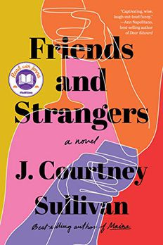 Friends and Strangers book cover