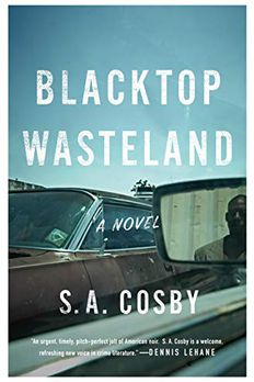 Blacktop Wasteland book cover